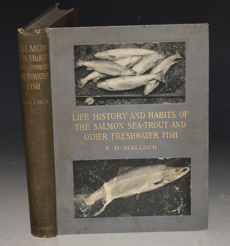 Image for Life-History and Habits of The Salmon, Sea-Trout, Trout, And Other Freshwater Fish.