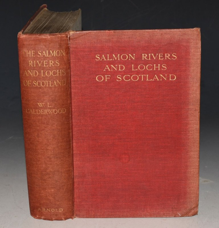 Image for The Salmon Rivers and Lochs of Scotland Illustrated.