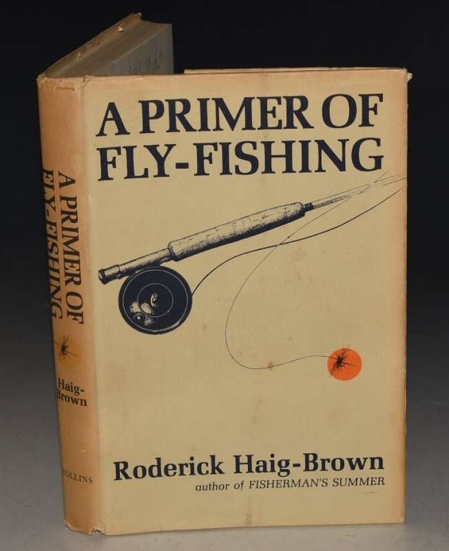 Image for A Primer for Fly-Fishing Illustrated by Louis Darling.