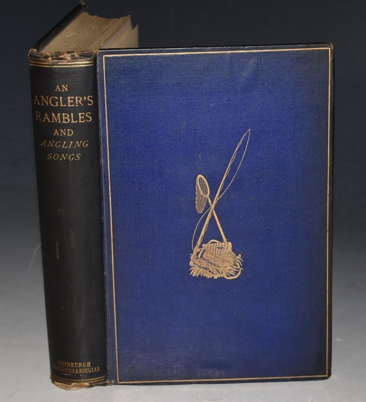 "Image for An Angler's Rambles and Angling Songs By the author of ""The Angler's Companion to the Rivers and Lochs of Scotland."""
