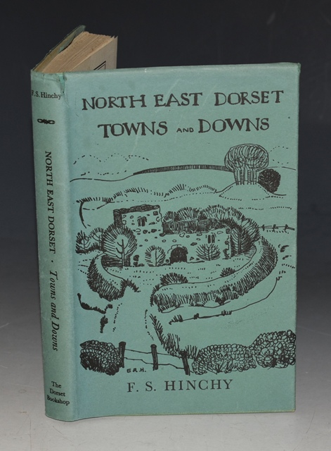Image for North-East Dorset Towns and Downs.