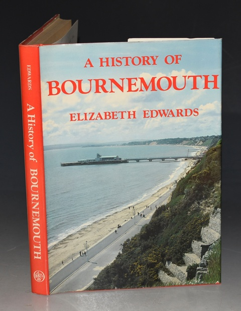Image for A History of Bournemouth. The Growth of a Victorian Town