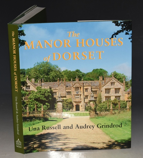 Image for The Manor Houses of Dorset. Colour Photographs by Merle and Alan Graham.