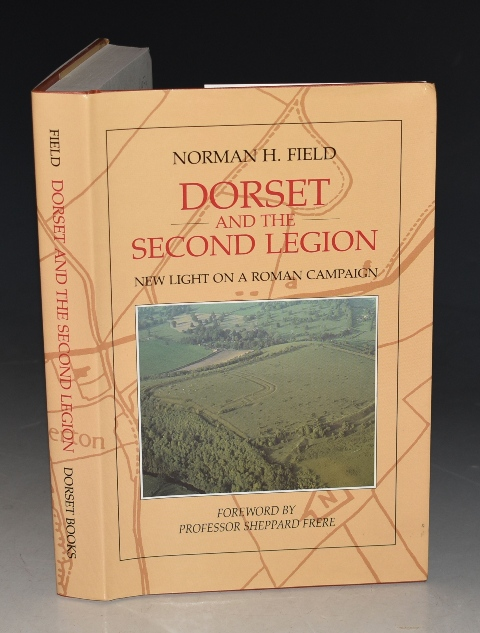 Image for Dorset and The Second Legion. New Light on a Roman Campaign. Foreword by Professor Sheppard Frere.