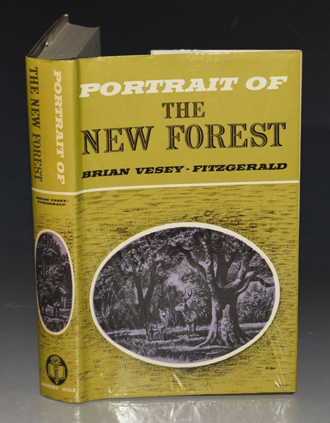 Image for Portrait of the New Forest.