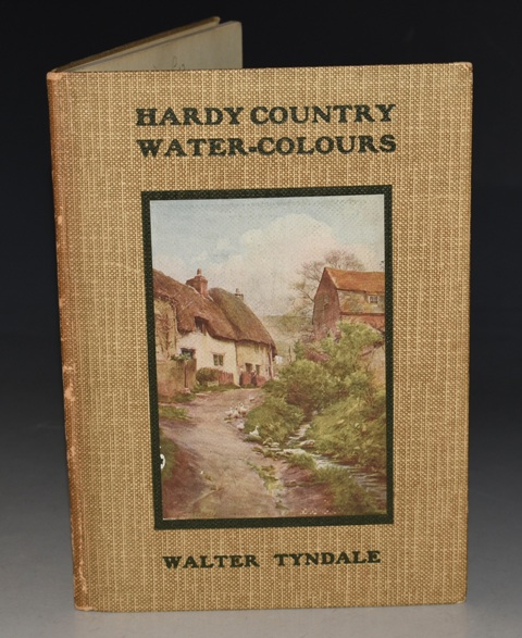 Image for Hardy Country Water-Colours.
