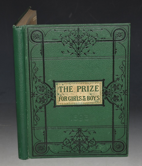 Image for THE PRIZE FOR GIRLS AND BOYS. 1898 (no.'s 1 - 12).