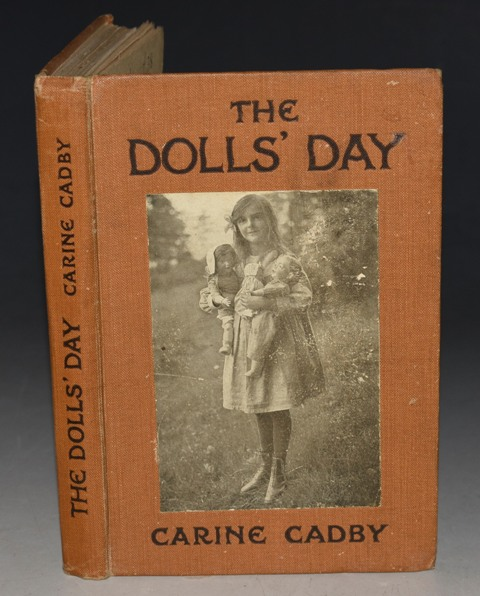 Image for The Doll's Day Illustrated with Twenty-Nine Photographs by Will Cadby.
