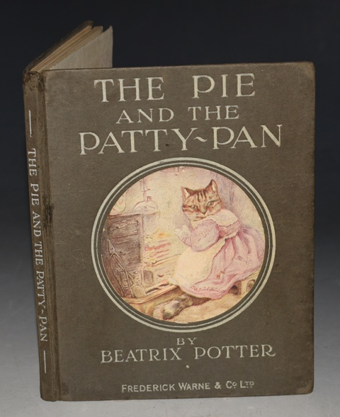 Image for The Pie and the Patty-Pan.