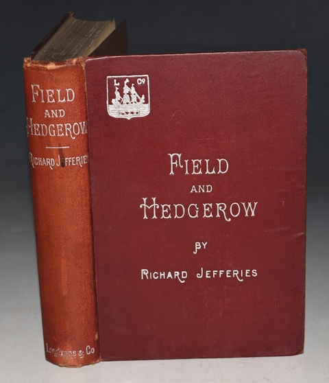 Image for Field and Hedgerow. Being the last essays of Richard Jefferies. Collected by his Widow. New Edition.