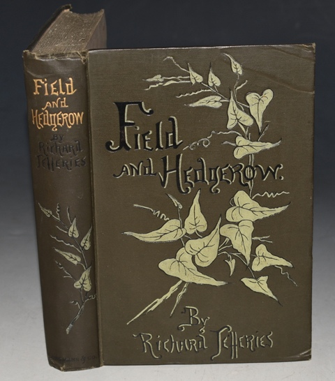 Image for Field and Hedgerow. Being the last essays of Richard Jefferies. Collected by his Widow.
