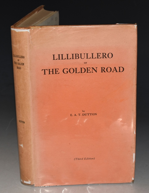 Image for Lillibullero or The Golden Road