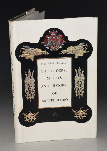 Image for The Orders, Medals and History of Montenegro SIGNED COPY.