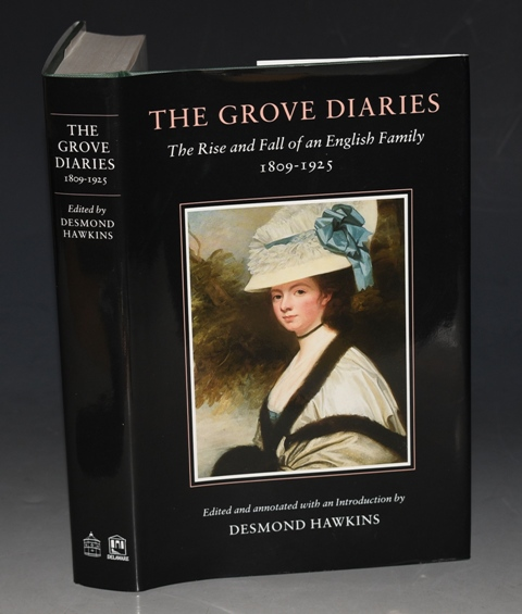 Image for The Grove Diaries The Rise and Fall of an English Family. 1809-1925. Signed copy.
