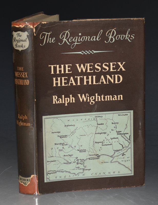 Image for The Regional Books. The Wessex Heathland. County Books Regional. SIGNED COPY
