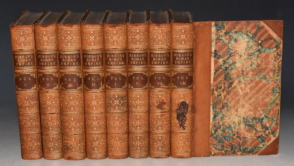 Image for The History of the Decline and Fall of the Roman Empire. A New Edition. In Eight Volumes.