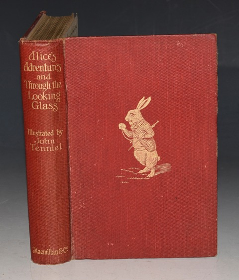 Image for Alice's Adventures In Wonderland. And Through The Looking-Glass and What Alice Found There. With 92 B&W and 8 Colour Illustrations by John Tenniel.