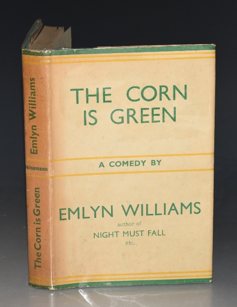 Image for The Corn is Green A Comedy in Three Acts