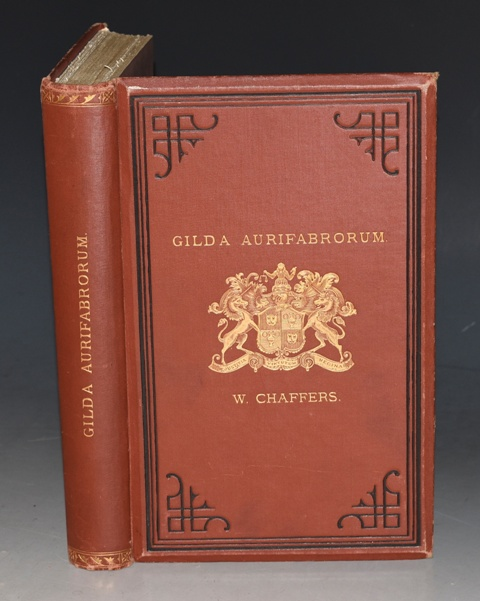 Image for Gilda Aurifabrorum A History of English Goldsmiths and Plateworkers, and their Marks stamped on Plate...  2,500 Illustrations... Preceded by an introductory essay on the Goldsmith's Art.