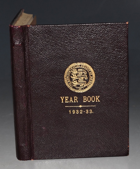 Image for Dorset County Council Year Book for 1932-1933
