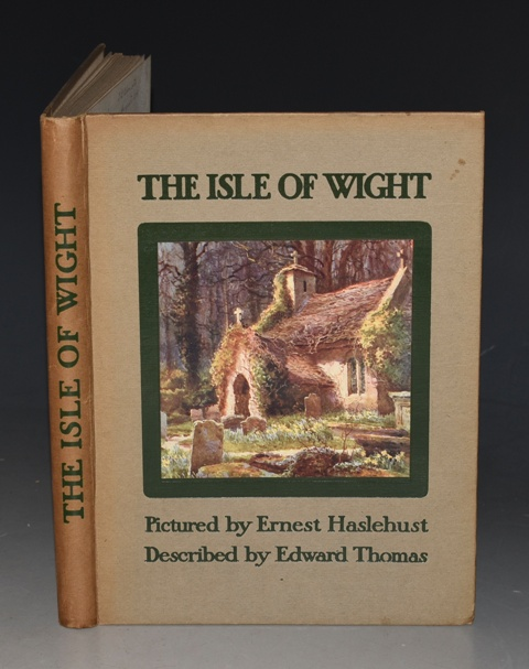 Image for The Isle of Wight Beautiful England Series.