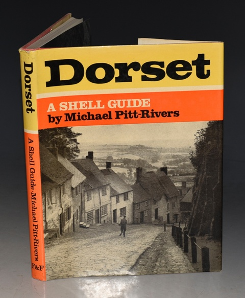 Image for Dorset. A Shell Guide. Incorporating notes by Andrew Wordsworth. Edited by John Betjeman and John Piper.