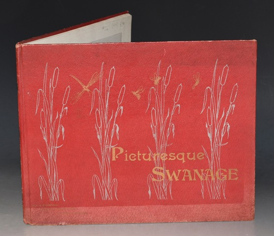 Image for Picturesque Swanage (Series of Photographic Views.)