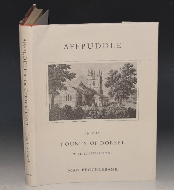 Image for Affpuddle in the County of Dorset. A.D.987 - 1953. A Study Compiled from Written Sources. SIGNED.