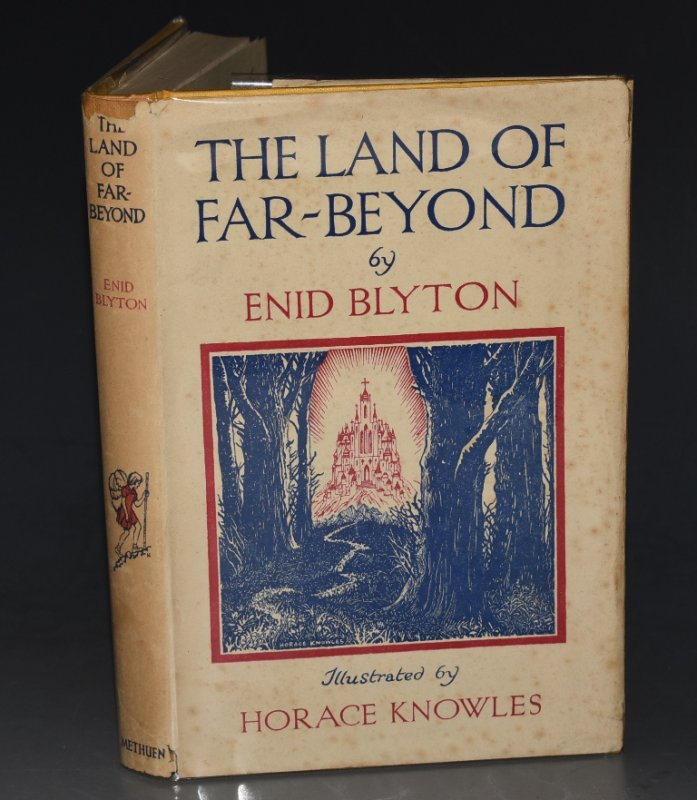 Image for The Land of Far-Beyond With 21 Illustrations by Horace Knowles.