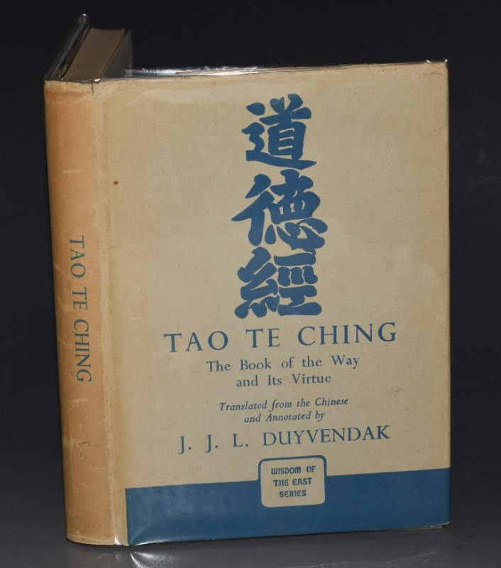 Image for Tao Te Ching The Book of The Way and Its Virtue. Translated from the Chinese and Annotated.