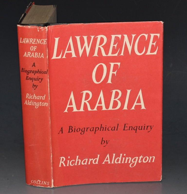 Image for Lawrence of Arabia. A Biographical Enquiry.