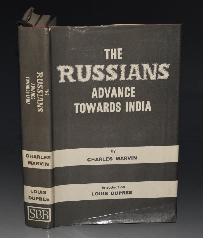 Image for The Russian Advance Towards India Conversations with Skobeleff, Ignatieff, and other distinguished Russian generals and statesmen, on the central Asian question.