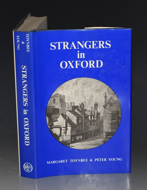 Image for Strangers in Oxford A Side Light on the First Civil War 1642 - 1646.