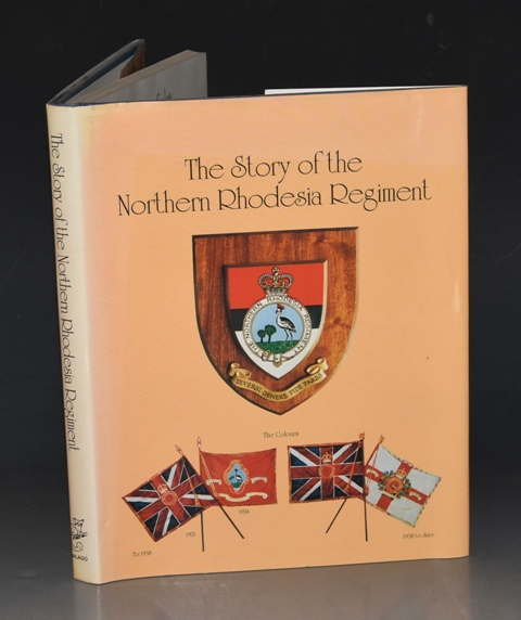 Image for The Story of The Northern Rhodesia Regiment