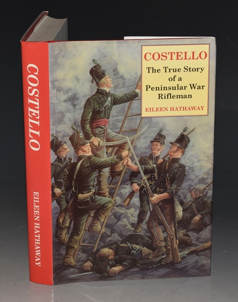 Image for Costello, The True Story of a Peninsular War Rifleman (Including Adventures of a Soldier.)