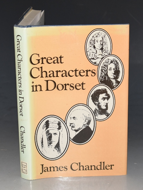 Image for Great Characters in Dorset