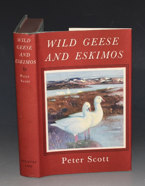 Image for Wild Geese and Eskimos. A Journal of the Perry River Expedition of 1949. Photographs by Paul Queneau.
