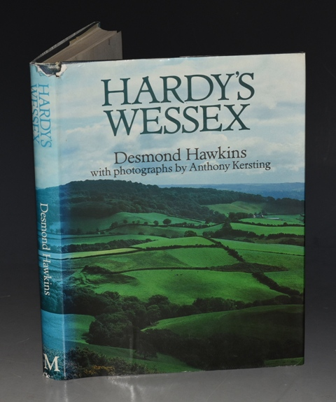 Image for Hardy's Wessex. With Photographs by Anthony Kersting.