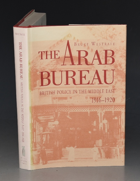 Image for The Arab Bureau British Policy in the Middle East, 1916-1920.