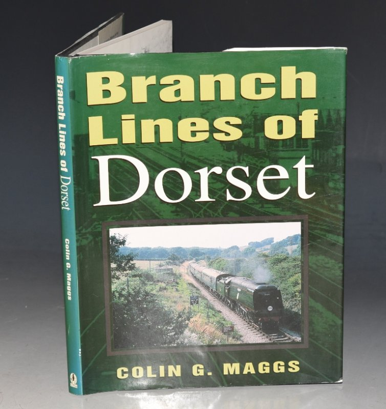 Image for Branch Lines of Dorset