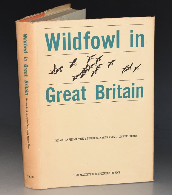 Image for Wildfowl in Great Britain A Survey of the winter distribution of the Anatidae and their conservation in England, Scotland and Wales. Nature Conservancy Monographs Number Three.
