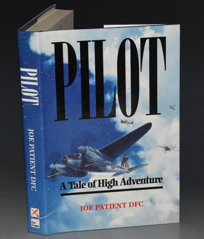Image for Pilot; A Tale of High Adventure SIGNED + A.L.S.