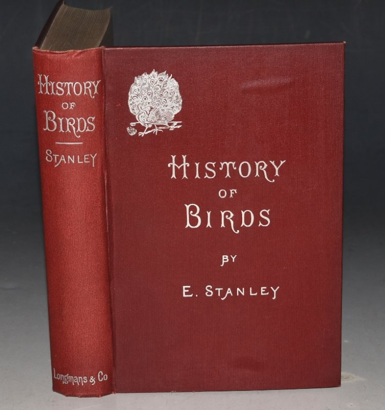 Image for A Familiar History of Birds