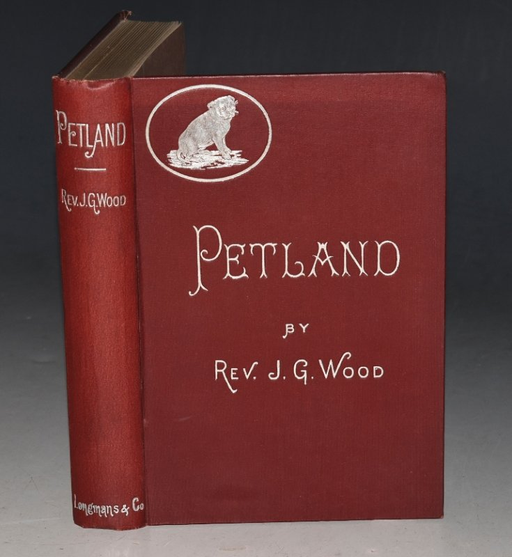 Image for Petland Revisited With Numerous Illustrations Engraved by G. Pearson From Drawings by Margery May. New Edition.