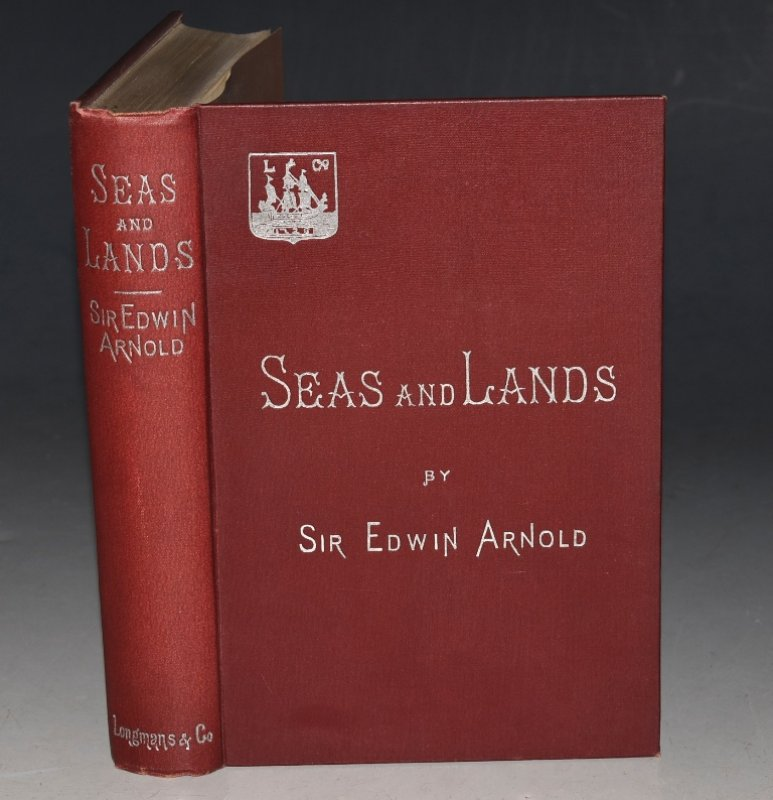 Image for Seas and Lands With Numerous Illustrations. New Edition.