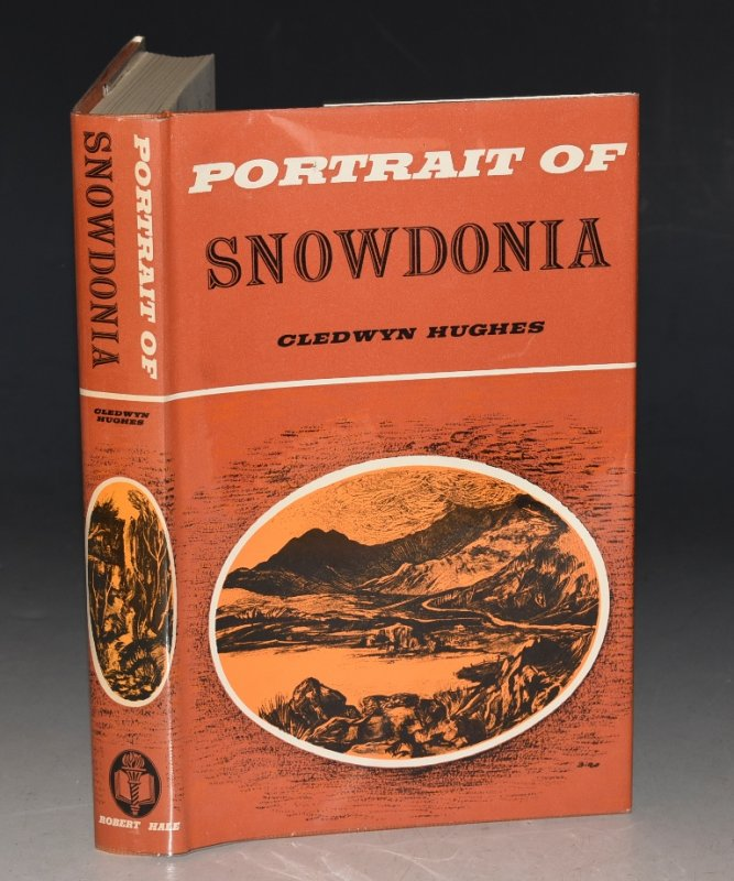 Image for Portrait of Snowdonia Illustrated, and with a map.
