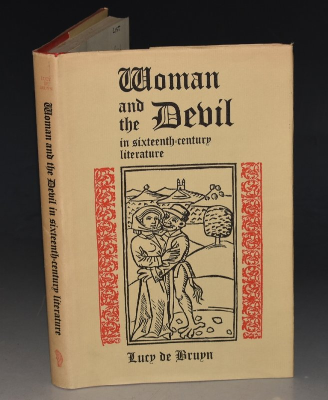 Image for Woman and the Devil in Sixteenth-Century Literature