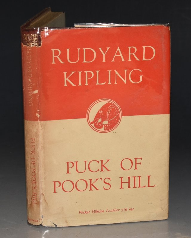 Image for Puck of Pook's Hill. Macmillan Pocket Edition.