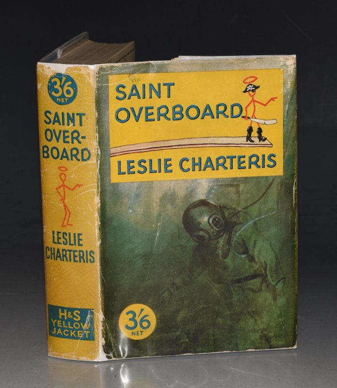 "Image for Saint Overboard The ""Saint"" Books."