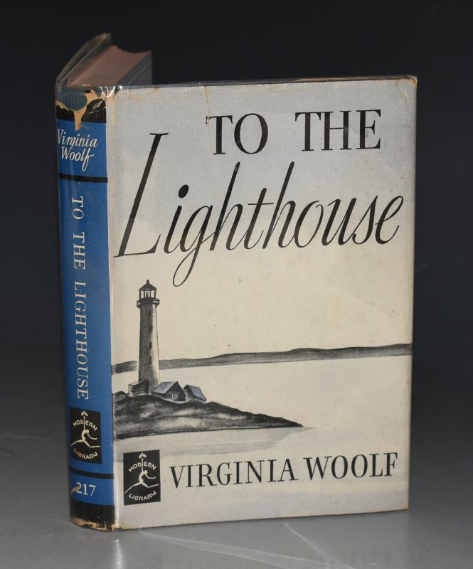 "Image for To the Lighthouse With an introduction by Terence Holliday. ""The Modern Library."""